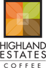 Highland Estates Coffee logo