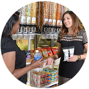 Lafayette pantry services