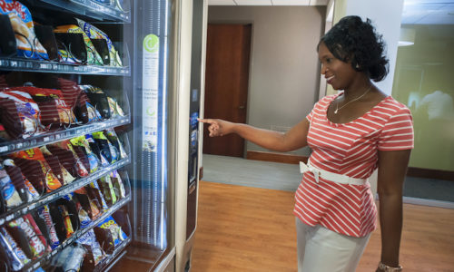 Lafayette, Lake Charles & Houma vending machines
