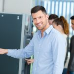 vending technology in lafayette break rooms